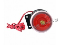 S01 Wired Alarm Siren Horn